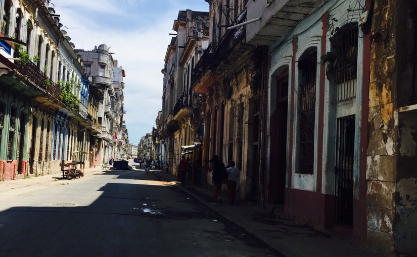A Trip Down Memory Lane to Cuba
