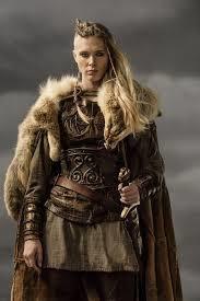 Warrior Lady 3